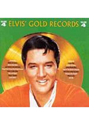 Elvis Presley - Elvis Golden Records - Volume 4 (Music CD)