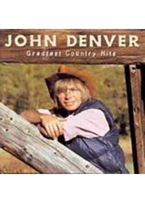 John Denver - Greatest Country Hits (Music CD)