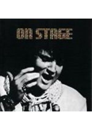 Elvis Presley - On Stage (Music CD)