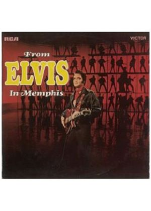 Elvis Presley - From Elvis In Memphis (Music CD)