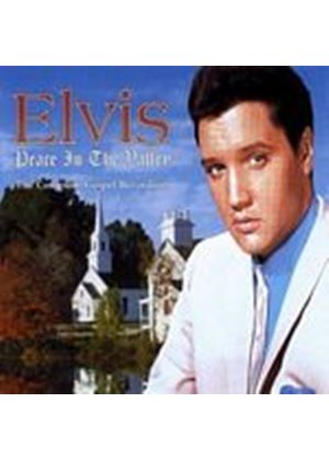 Elvis Presley - Peace In The Valley - The Complete Gospel Recordings (Music CD)