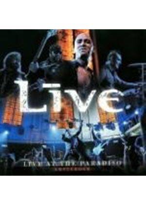 Live - Live At The Paradiso - Amsterdam (Music CD)