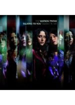 Watson Twins - Talking to You Talking to Me (Music CD)
