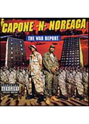 Capone -N- Noreaga - The War Report (Music CD)
