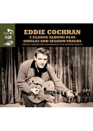 Eddie Cochran - 2 Classic Albums Plus (Music CD)