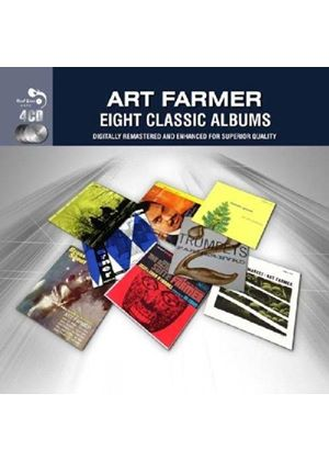 Art Farmer - Eight Classic Albums (Music CD)