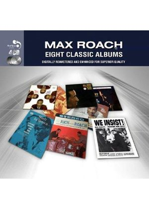 Max Roach - Eight Classic Albums (Music CD)