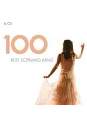 100 Best Soprano Arias (Music CD)