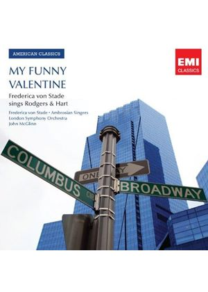 Frederica Von Stade - My Funny Valentine (Frederica von Stade Sings Rodgers and Hart) (Music CD)