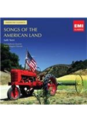 Songs of the American Land (Music CD)
