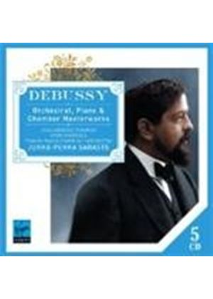 Debussy: Piano Chamber & Orchestral Works (Music CD)