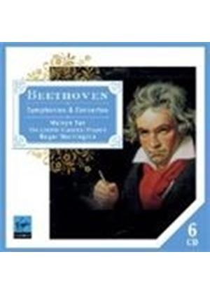 Beethoven: Symphonies & Concertos (Music CD)