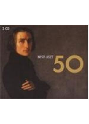 50 Best Liszt (Music CD)