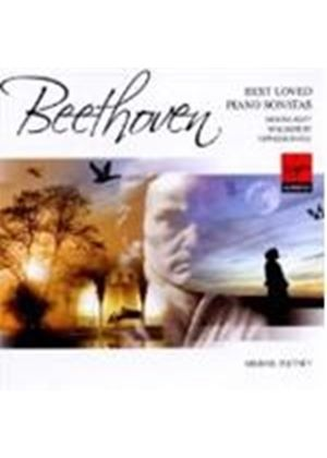 Beethoven Best Loved Piano Sonatas - Moonlight, Waldstein, Appassionata (Music CD)