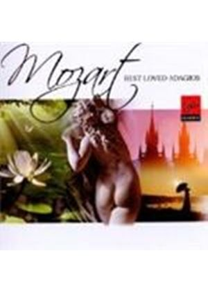 Mozart Best Loved Adagios (Music CD)