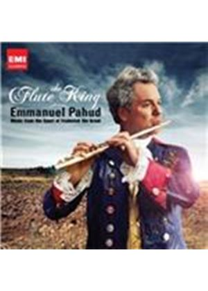 Flute King: Music from the Court of Frederick the Great (Music CD)