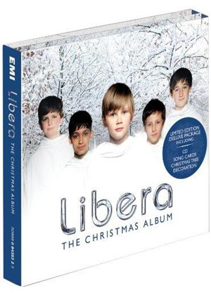 Libera - Christmas Album (The Christmas Album (Standard Edition)) (Music CD)