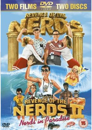 Revenge Of The Nerds / Revenge Of The Nerds 2 - Nerds In Paradise