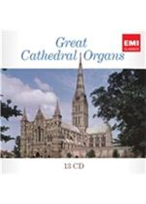 Great Cathedral Organs (Music CD)