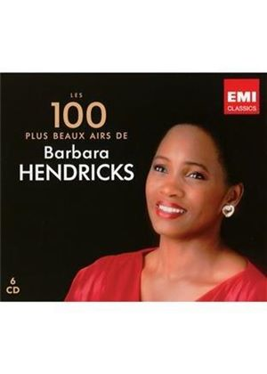 100 Best Barbara Hendricks (Music CD)