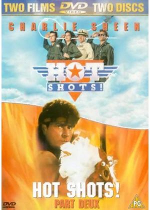 Hot Shots 1 & 2 Pack.