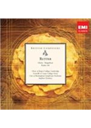 Rutter: Gloria (Music CD)