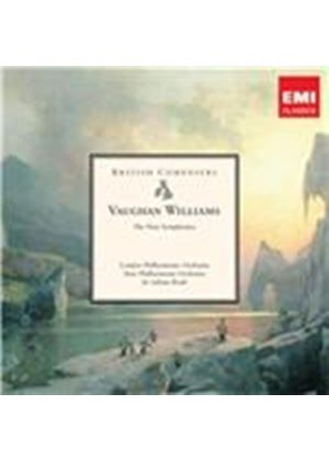 Vaughan Williams: The Nine Symphonies (Music CD)