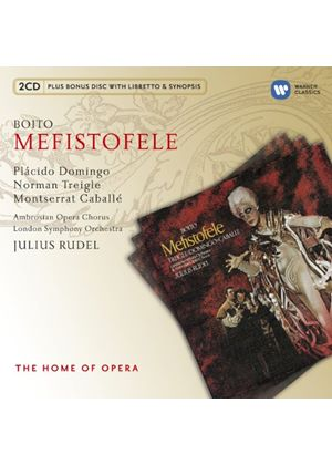 Boito: Mefistofele (Music CD)