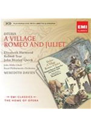 Delius: A Village Romeo and Juliet (Music CD)