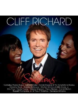 Cliff Richard - Soulicious the Soul Album (Music CD)