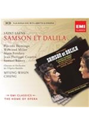 Saint-Saëns: Samson et Dalila (Music CD)