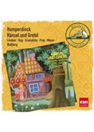 Humperdinck: Hänsel und Gretel (Music CD)