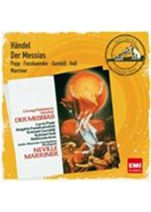 Georg Friedrich Handel: Der Messias (Music CD)