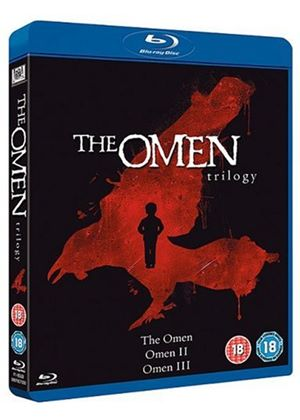 Omen Trilogy - The Omen / Damien - Omen 2 / Omen 3 - The Final Conflict (Blu-Ray)