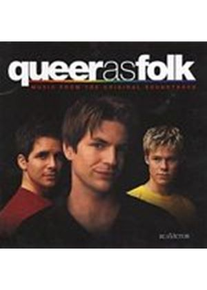 Original Soundtrack - Queer As Folk (US TV Series) (Music CD)