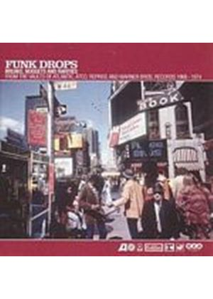 Various Artists - Funk Drops (Music CD)