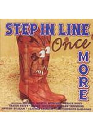 Various Artists - Step In Line Once More (Music CD)