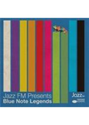 Various Artists - Jazz FM Presents The Legends Of Blue Note (Music CD)