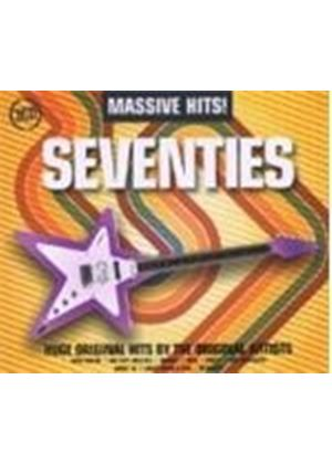 Various Artists - Massive Hits - 70s (Music CD)
