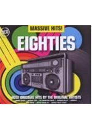 Various Artists - Massive Hits - 80s (Music CD)