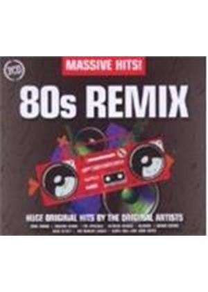 Various Artists - Massive Hits - 80s remix (Music CD)