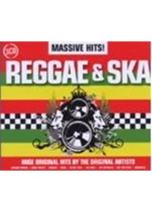 Various Artists - Massive Hits - Reggae And Ska (Music CD)