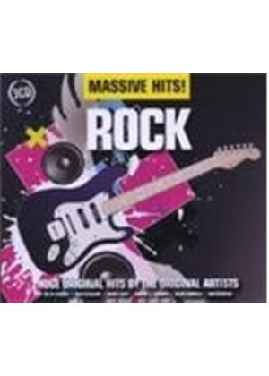 Various Artists - Massive Hits - Rock (Music CD)