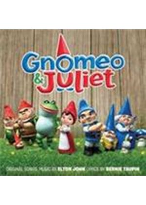 Various Artists - Gnomeo And Juliet (Music CD)