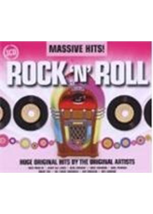 Various Artists - Massive Hits - Rock 'n' Roll (Music CD)