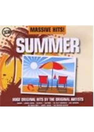 Various Artists - Massive Hits - Summer (Music CD)