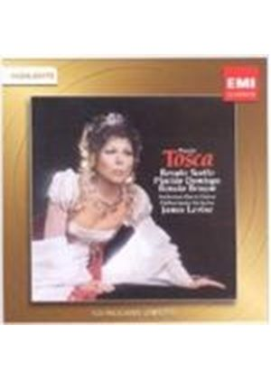 Puccini: Tosca (Highlights) (Music CD)