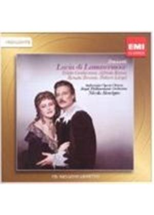Donizetti: Lucia Di Lammermoor (Highlights) (Music CD)