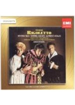 Verdi: Rigoletto (Highlights) (Music CD)