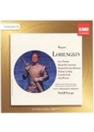 Wagner: Lohengrin (Highlights) (Music CD)